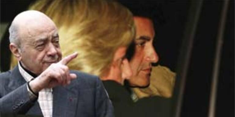 Al Fayed gibt sich nach Diana-Prozess geschlagen