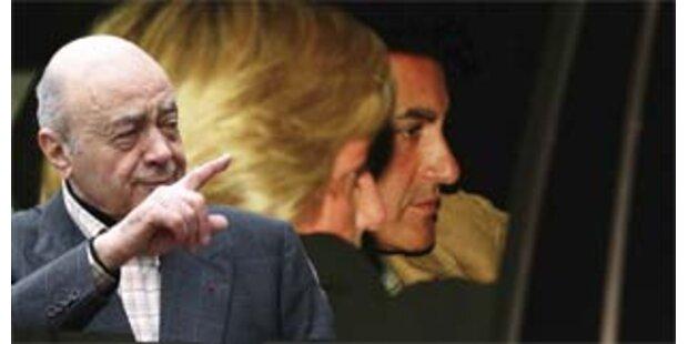Paparazzi und Fahrer Schuld an Dianas Unfalltod
