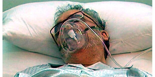 Lockerbie-Attentäter liegt im Sterben