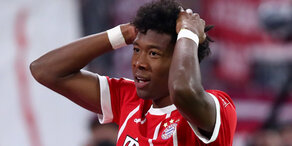 Alaba fehlt Bayern in der Champions League