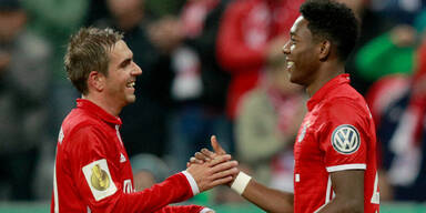 Bayern deklassieren Dortmund im Spitzenspiel