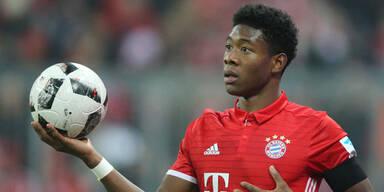 Bayern will Alaba-Konkurrent holen
