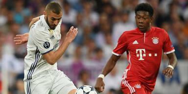 Alaba-Aus nach irrer Ronaldo-Show