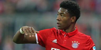 Bayern gewinnt gegen Leverkusen