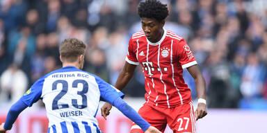 Nach Ancelotti-Aus: Bayern nur Remis