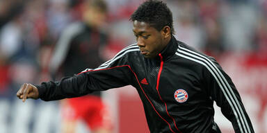 Alaba bleibt bei den Bayern