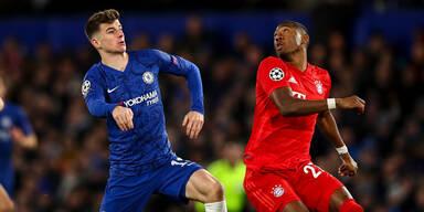 3:0 - Bayern nehmen Chelsea auseinander