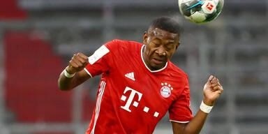 Bayern wollen gegen Lazio Antwort geben