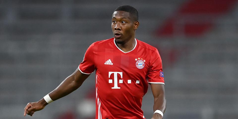 alaba bei Bayern München