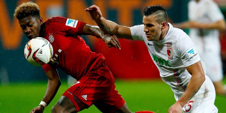 Bayern mühen sich zum Sieg gegen Darmstadt