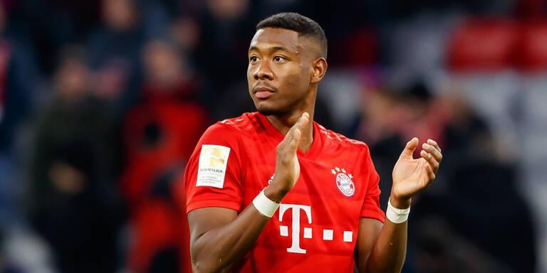Bayern-Abschied? Jetzt spricht David Alaba