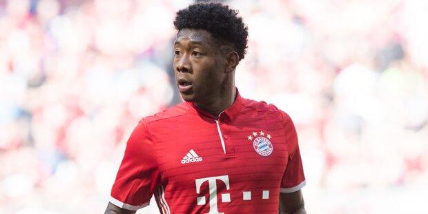 Fc Bayern Verpflichtet Alaba Double
