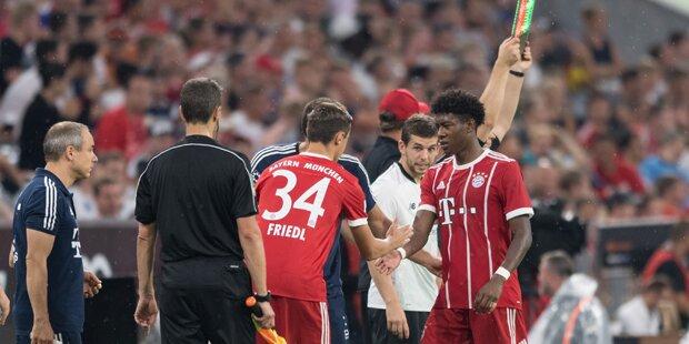 Reform: UEFA lässt vierte Einwechslung zu