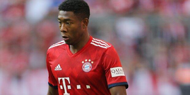 Wütende Bayern gegen Ajax