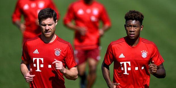 David Alaba: Neue Rolle beim FC Bayern