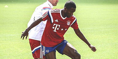 """Video: Alaba """"back in Action"""""""