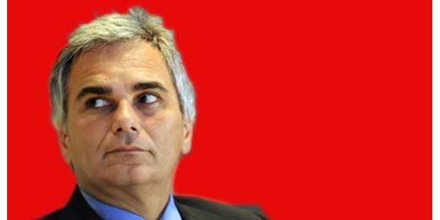 Alarmstufe Rot bei der SPÖ