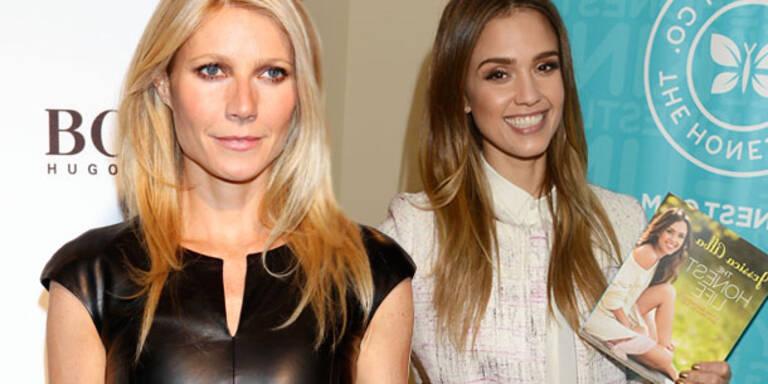 Jessica Alba greift Gwyneth Paltrow an