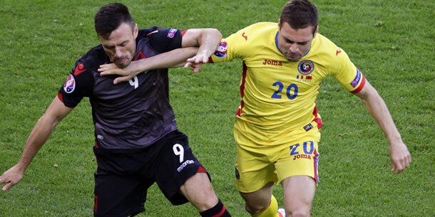 Tipp Rumänien Albanien