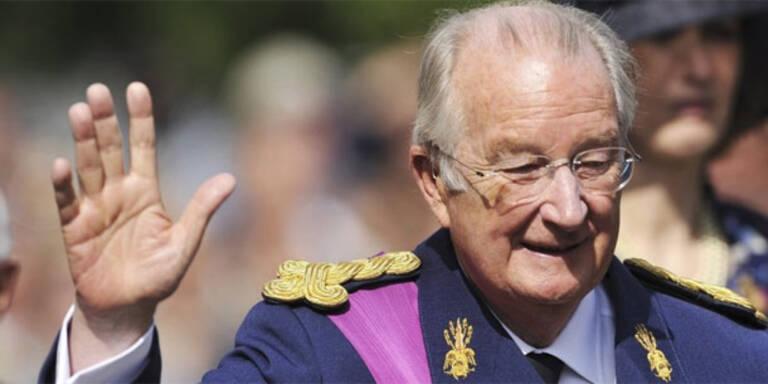 Belgiens König Albert dankt ab