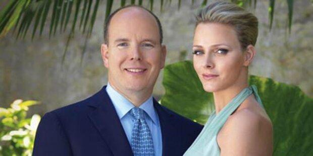 Albert & Charlene: Hochzeit am 9. Juli