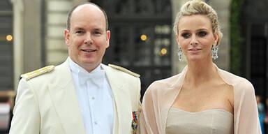 Fürst Albert und Charlene verlobt