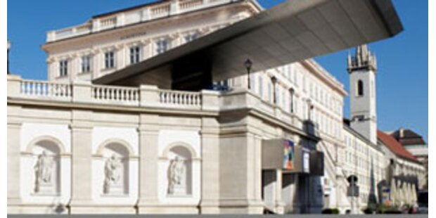 Welttag der Fremdenführer in Wiener Albertina