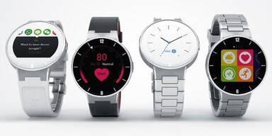 Alcatel bringt günstige Smartwatch