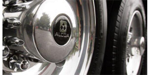 Aluminium-Riese Alcoa streicht 13.500 Stellen