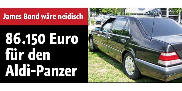 86.150 Euro für Auto von Aldi-Milliardär