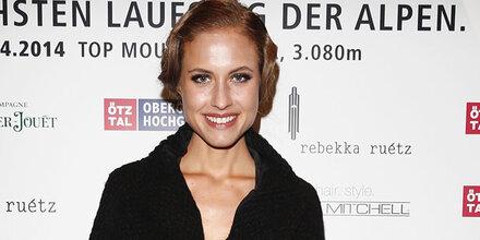 """Alena Gerber gibt zu: """"Ich bin zu dünn"""""""
