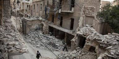 Heute Dringlichkeitssitzung zu Aleppo