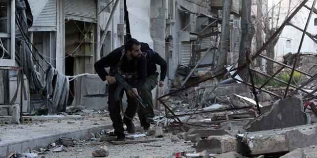 18 Tote durch Fassbombe auf Aleppo