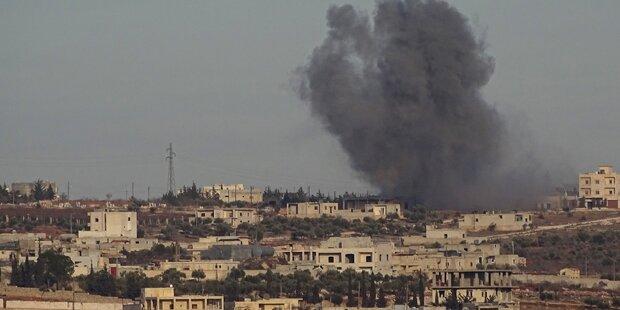 Bereits 50.000 Menschen aus Aleppo vertrieben