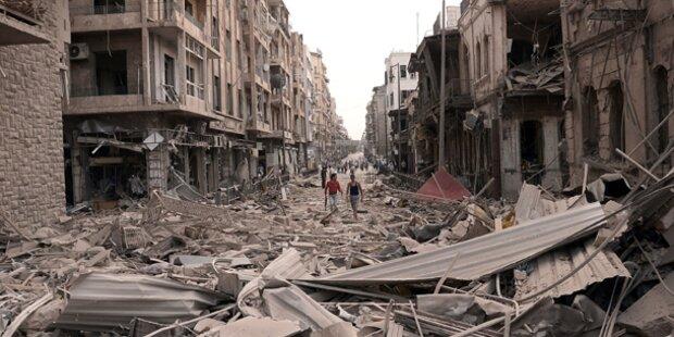 Syriens Armee offenbar kurz vor vollständiger Eroberung Aleppos