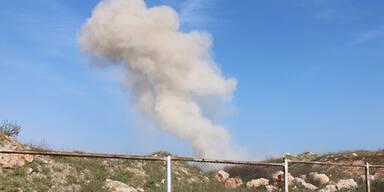Türkische Armee tötet 55 ISIS-Kämpfer