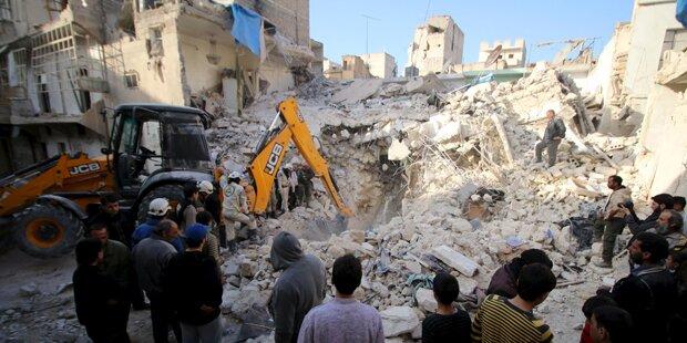Kurden rücken auf Aleppo vor