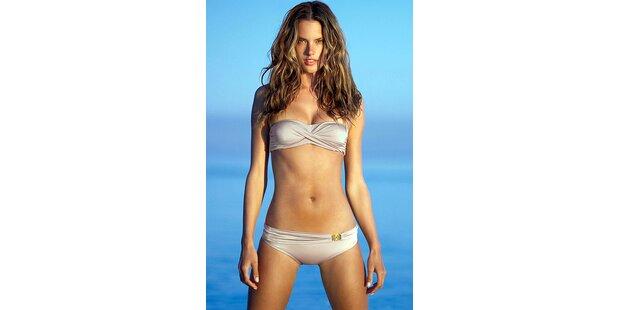 Victoria's Engel zeigen sexy Beachwear