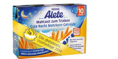 """Nestle erhält """"Goldenen Windbeutel 2014"""""""