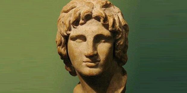 Grab Alexanders des Großen entdeckt?