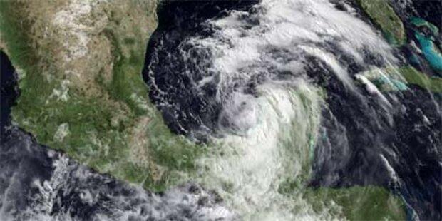 Hurrikanwarnung wegen