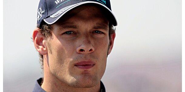 Wurz will in Monza Punkte holen