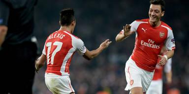 Bayern jagt Arsenal-Superstar
