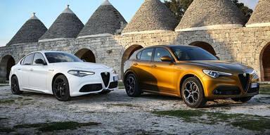 Facelift für Alfa Romeo Giulia und Stelvio