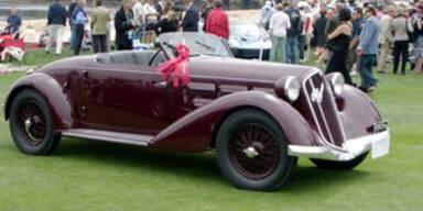 Mussolinis Alfa Romeo für 715.000 Euro verkauft