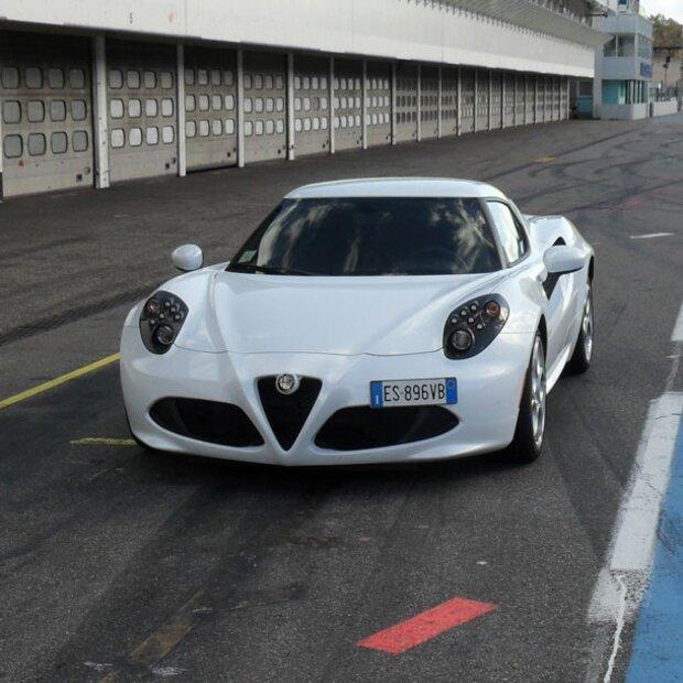 Das Kostet Der Alfa 4C Spider