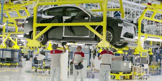 Erstes Alfa-SUV vorab in Video aufgetaucht