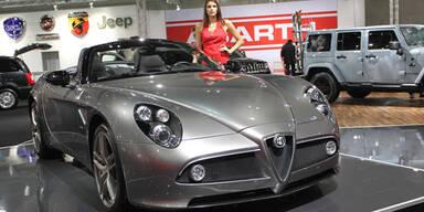 Fiat verkauft Alfa Romeo nicht an VW