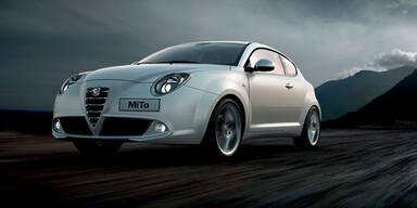 Alfa verpasst dem Mito ein Facelift