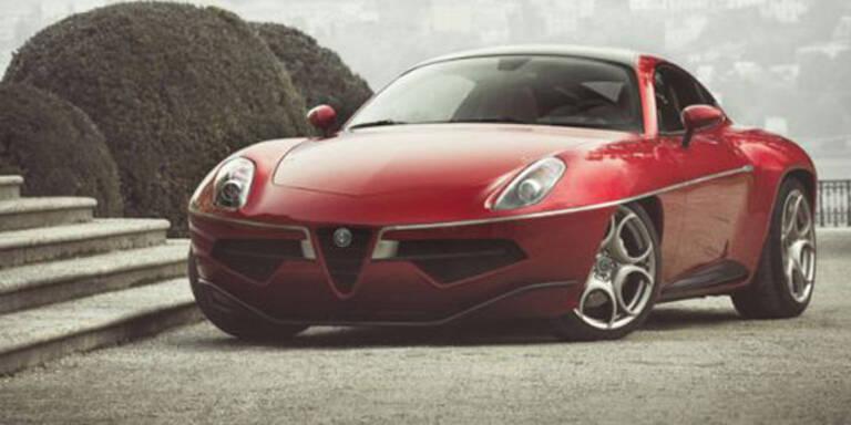 Alfa Disco Volante ist am schönsten